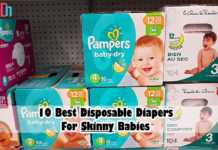 Best Disposable Diapers for Skinny Babies