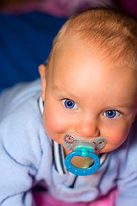 Advantages of pacifiers