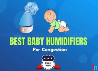best baby humidifiers for congestion