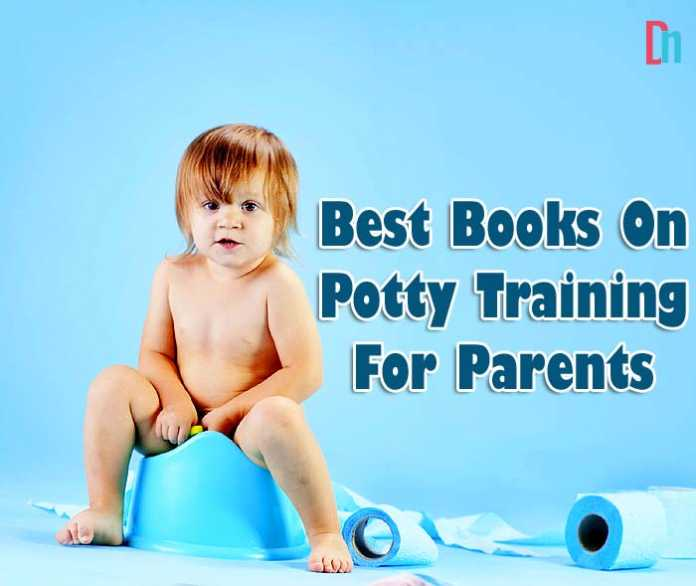 Best books on potty training for parents
