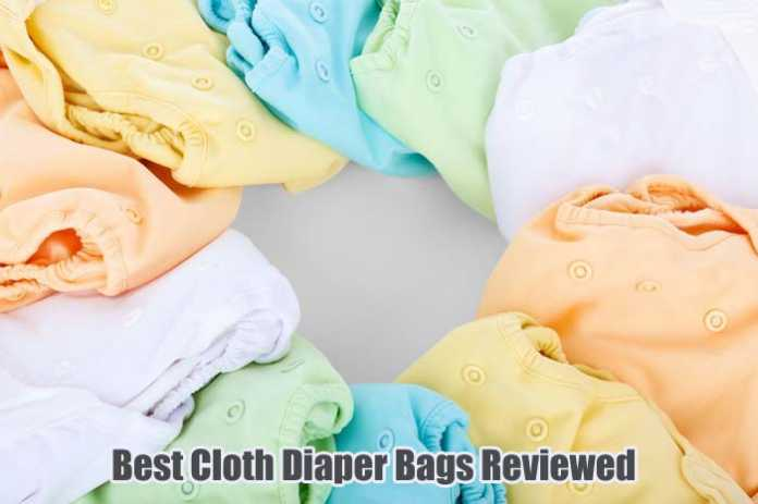 best cloth diaper bags