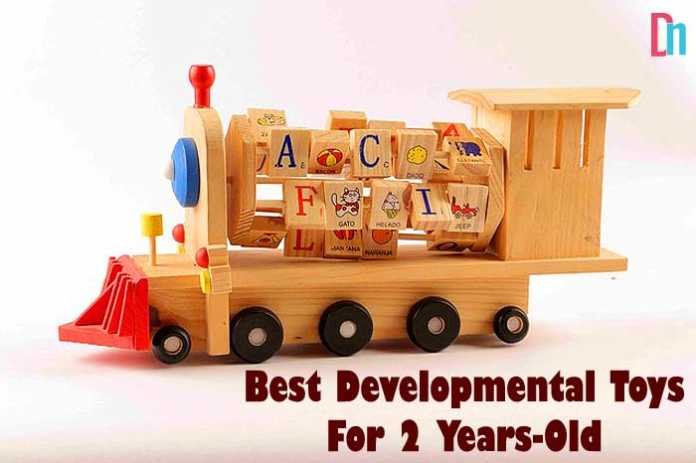 Best Developmental Toys For 2 Year Old