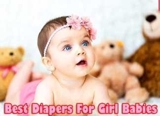 Best Diaper for Girl Babies
