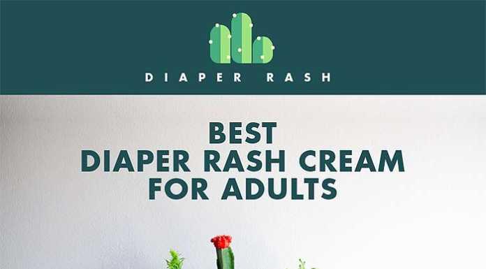 best diaper rash cream for adults