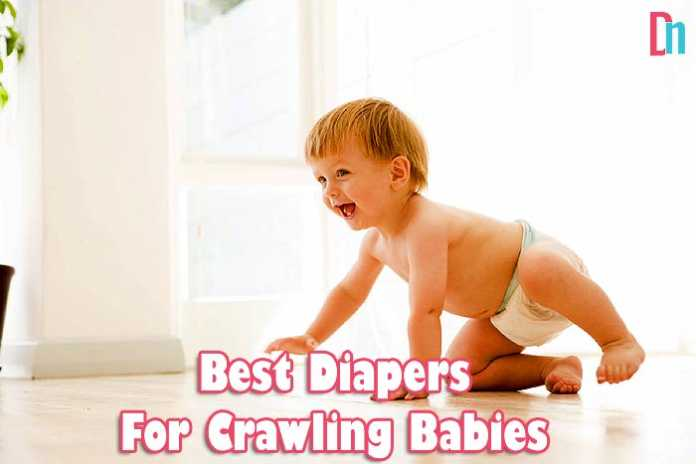 Best diapers for crawling babies