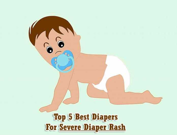 best diapers for severe diaper rash
