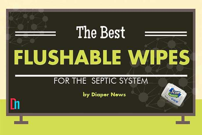Best Flushable Wipes For Septic System