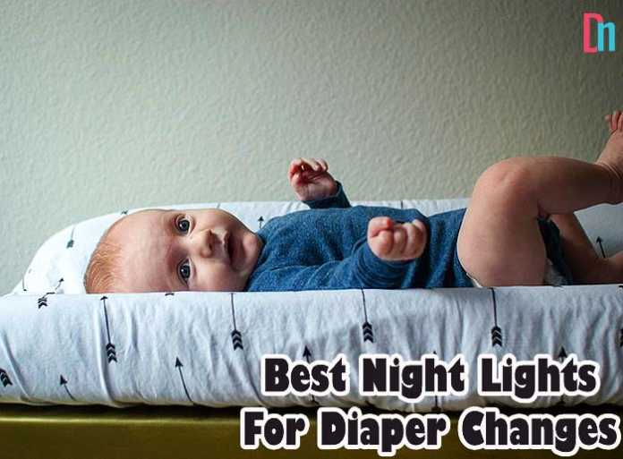 Best Night Light For Diaper Changes