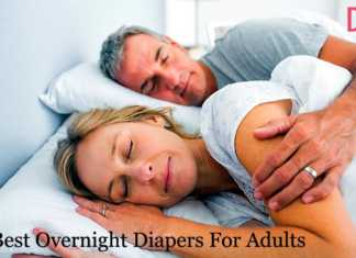 Best overnight diapers for adults