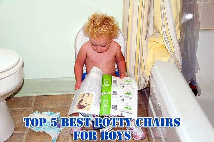best potty chair for boys