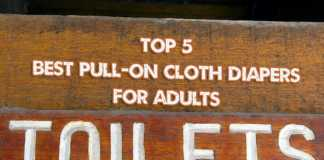 best pull on cloth diapers for adults