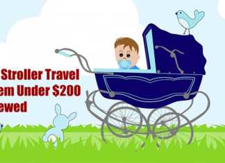 best stroller travel system under $200