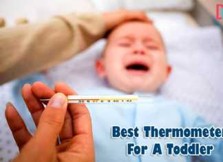 best thermometer for a toddler