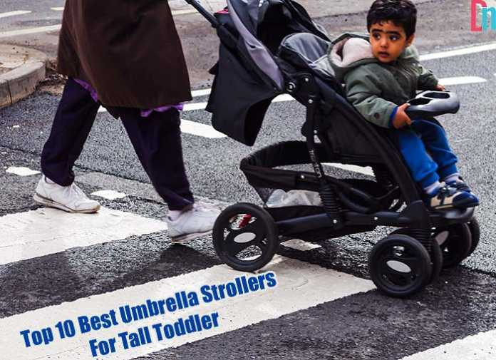 best umbrella stroller for tall toddler