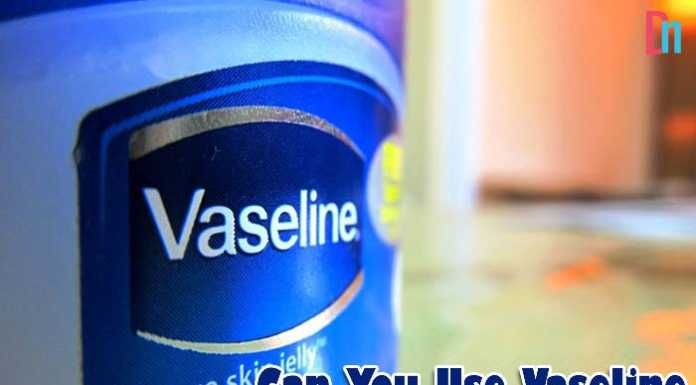 can you use vaseline for diaper rash