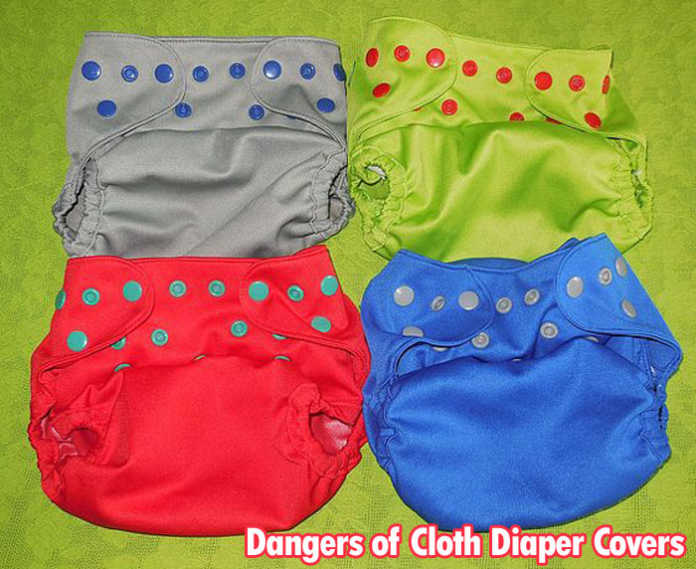 Dangers of Cloth Diaper Covers