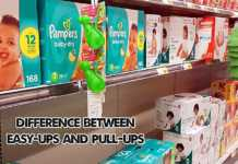 difference between easy ups and pull ups