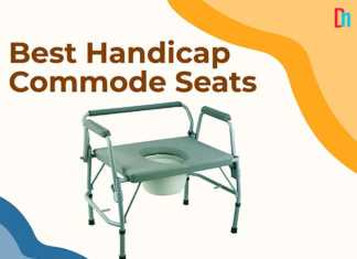 Handicap Commode Seats
