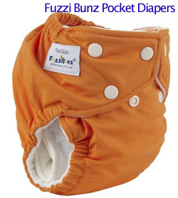 Fuzzi Buns Pocket Diapers