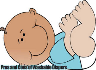 Pros and cons of washable diapers
