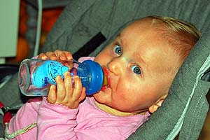 what to look for in bottles for breastfed babies