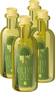 Why is Olive oil good for diaper rash?